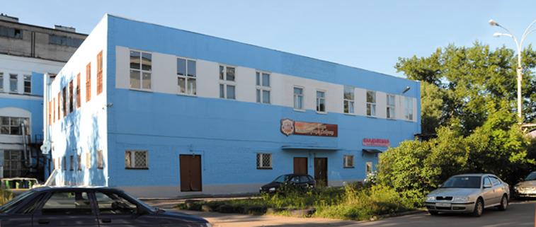 Новгородская фабрика